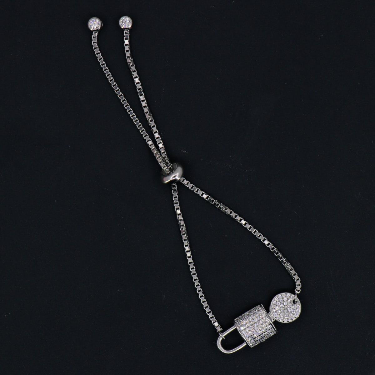 925 Silver Lopa Braclet