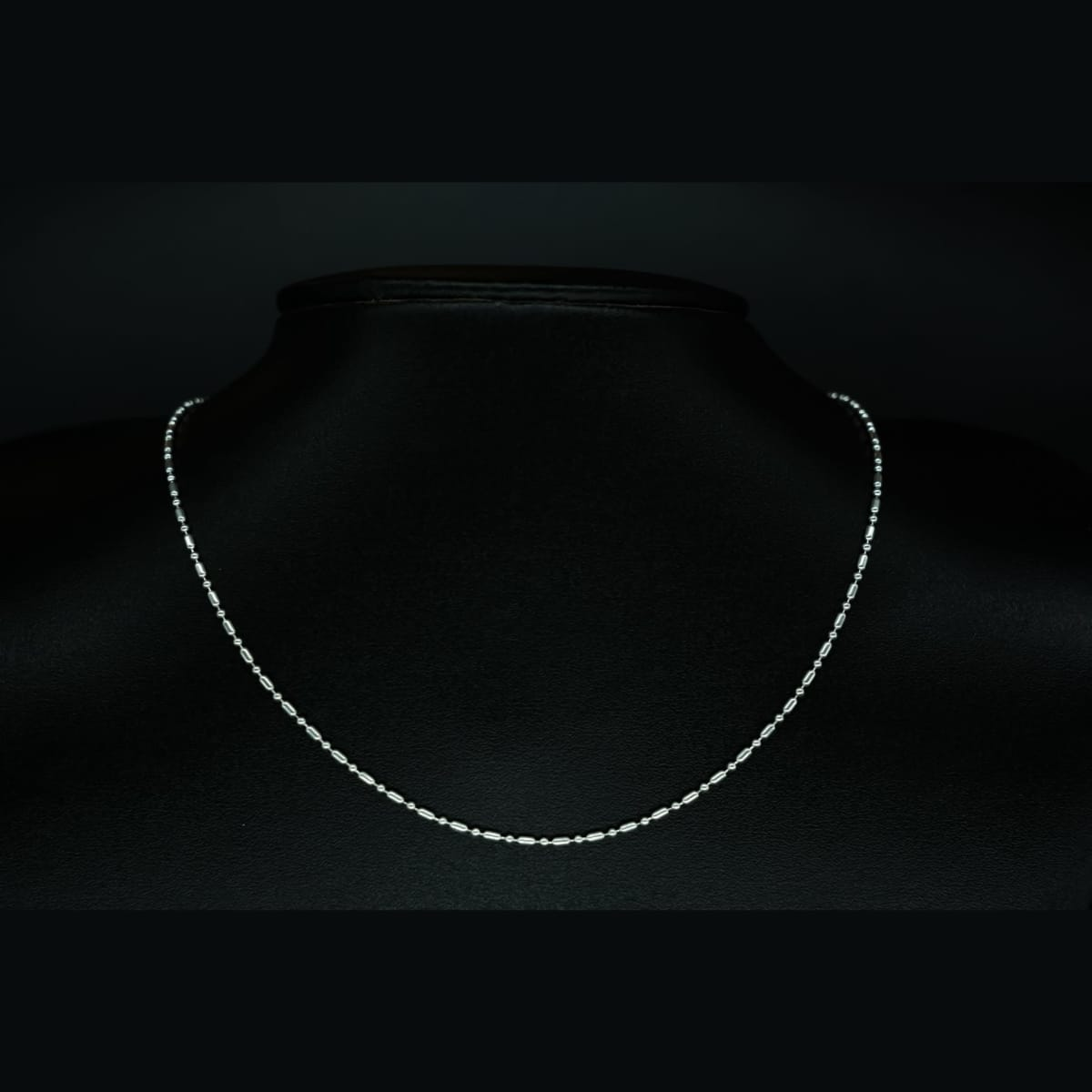 Droplet Chain 925 Silver