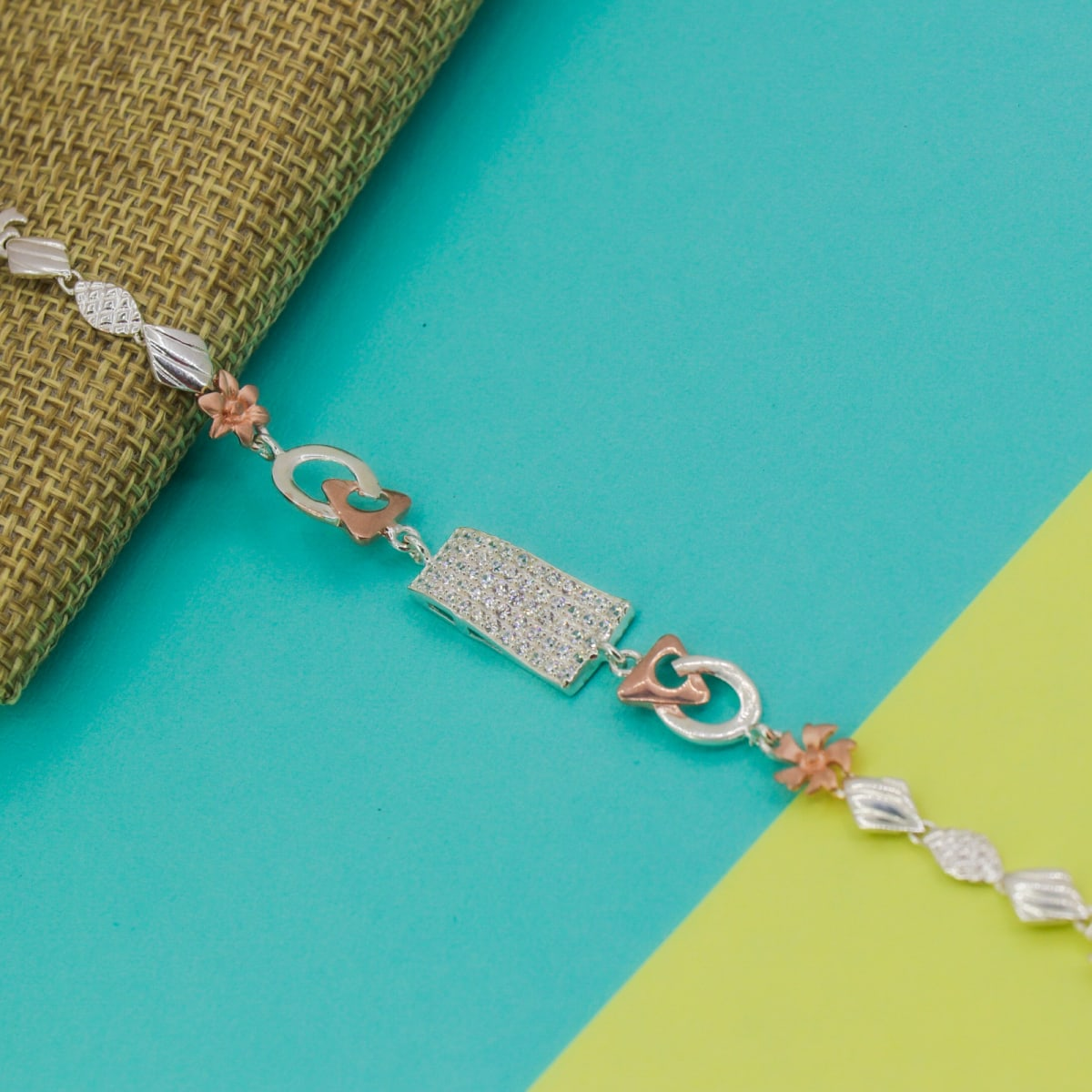 925 Silver Abril Bracelet
