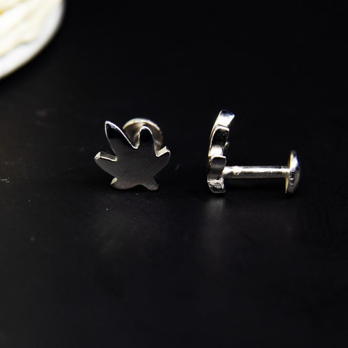 Petite Silver Studs 925 Silver