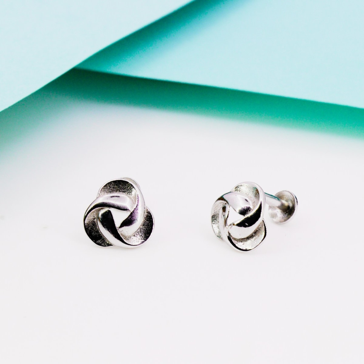 Silver Rose Studs 925 Silver