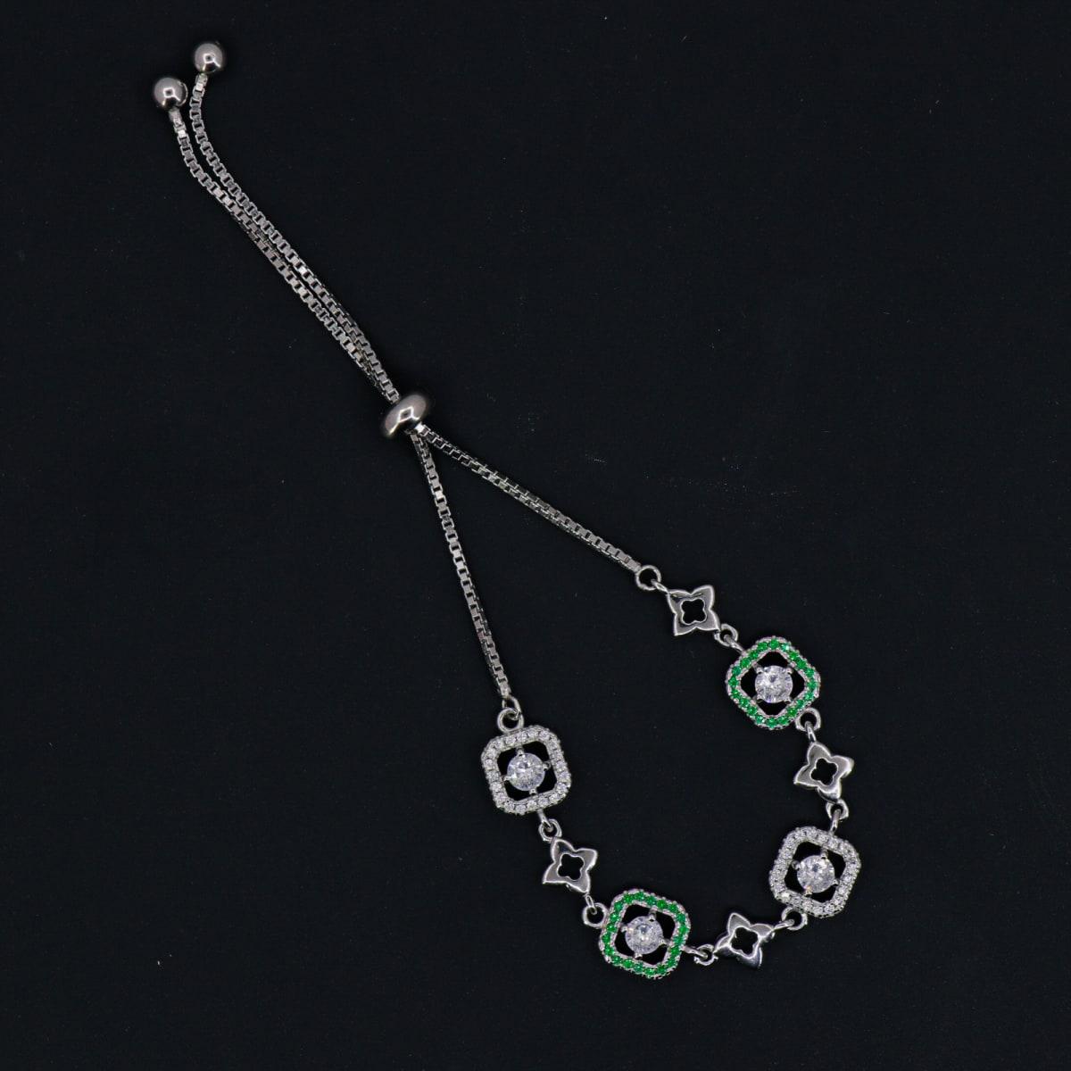 925 Silver Kashvi Braclet