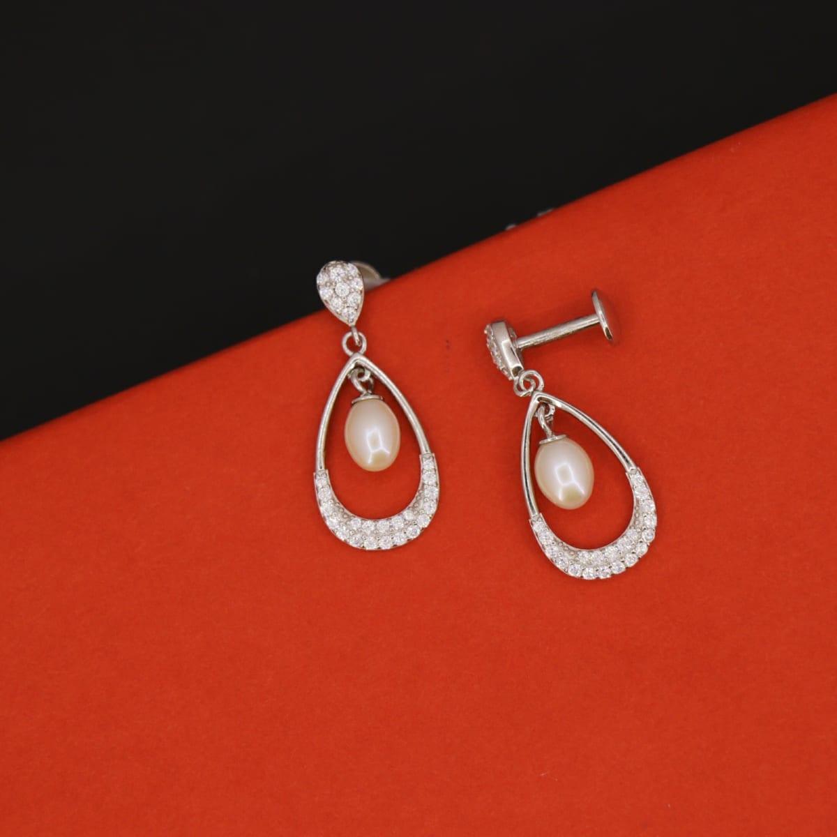 925 Silver Chaaya Danglers
