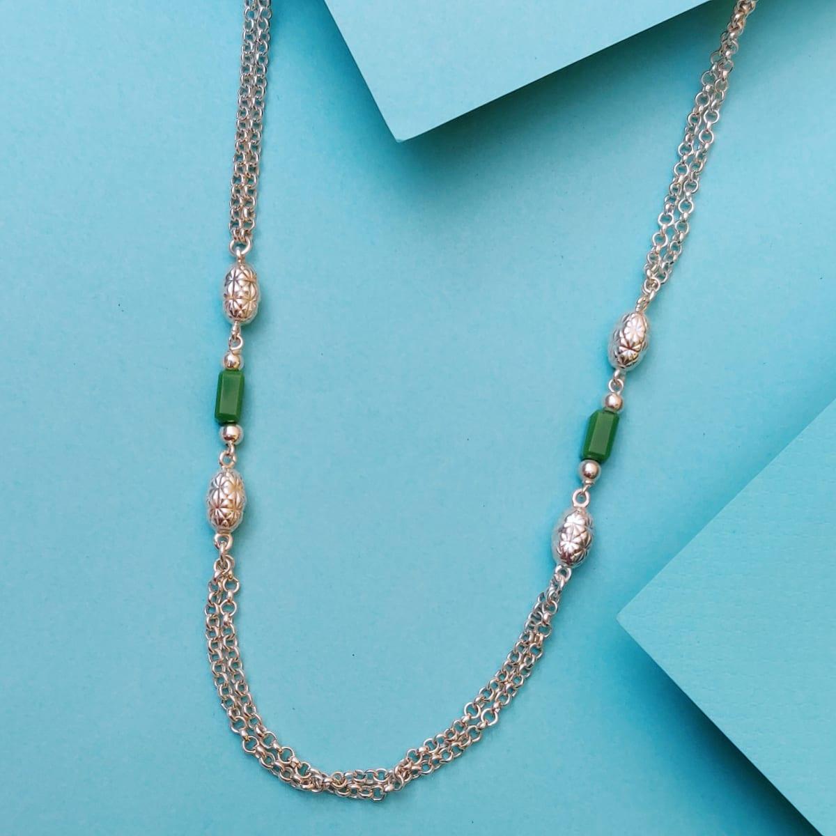 925 Silver Daksha Chain
