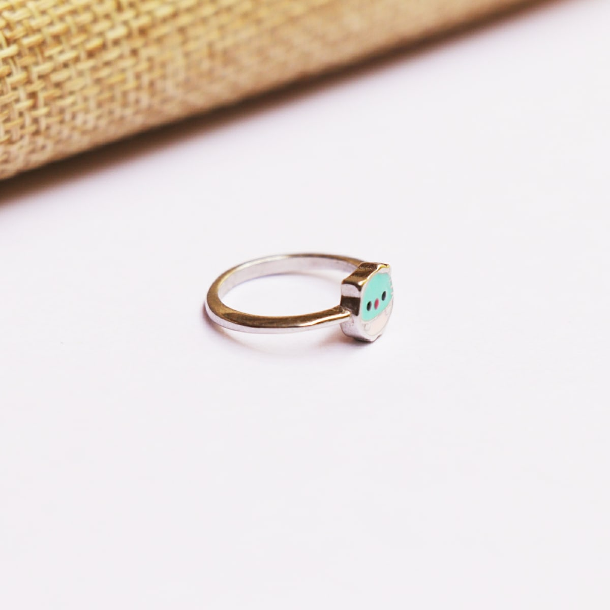 925 Silver  Toy Ring