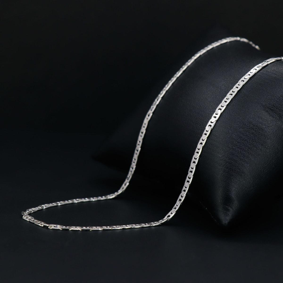 925 Silver Diya Chain