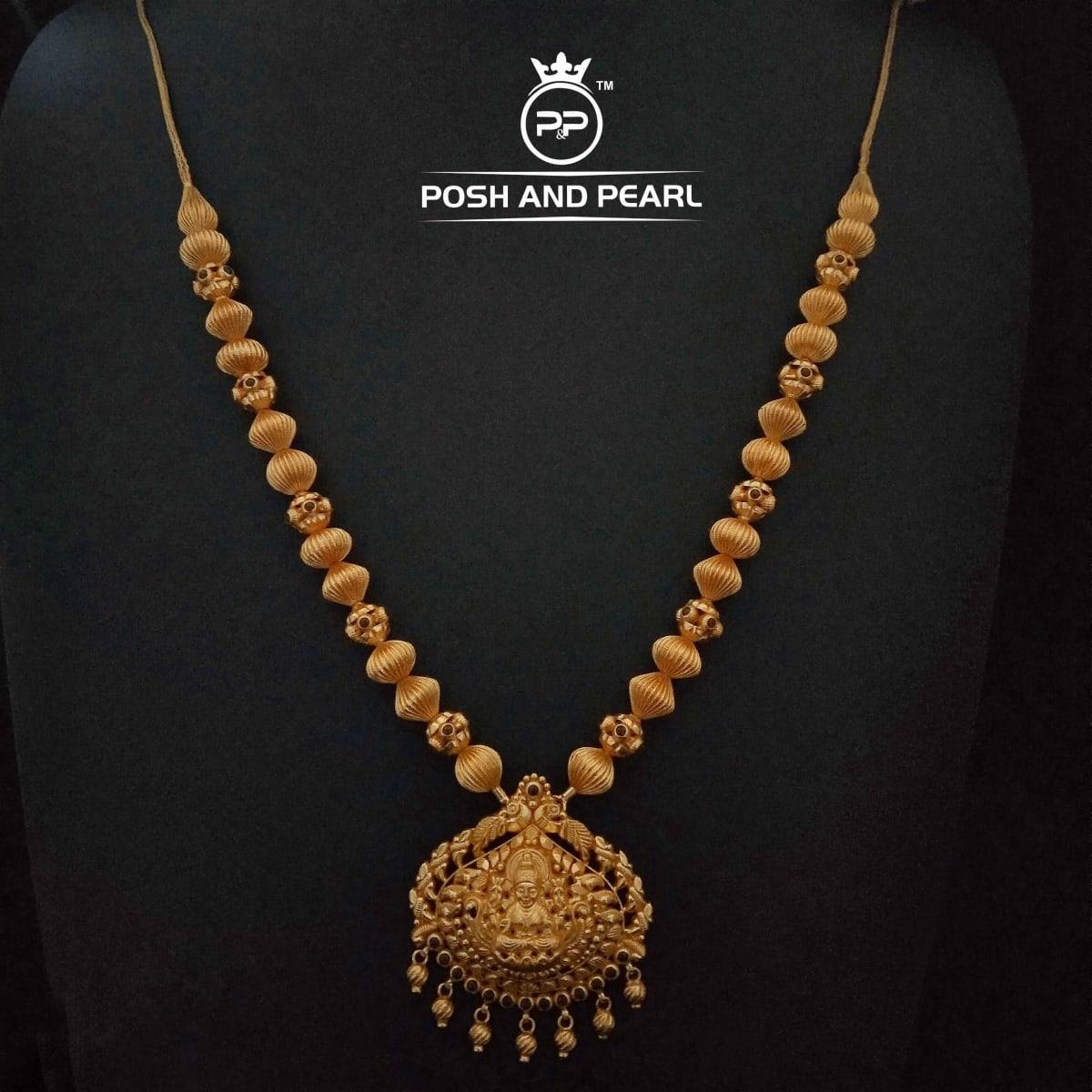 Laxmi Jowmala Necklace Pp0298