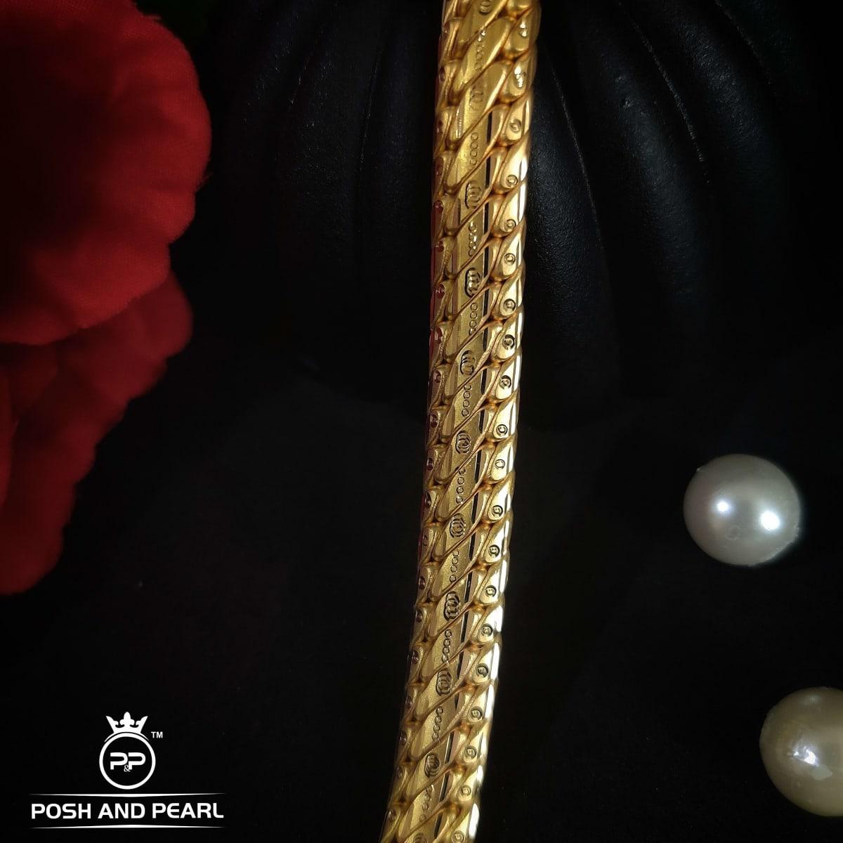 Half Round Bracelet Pp0223