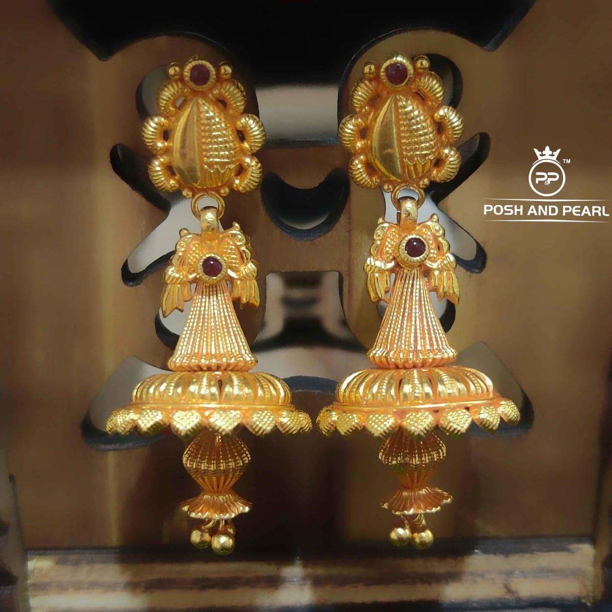Antique Jhumki Pp0339