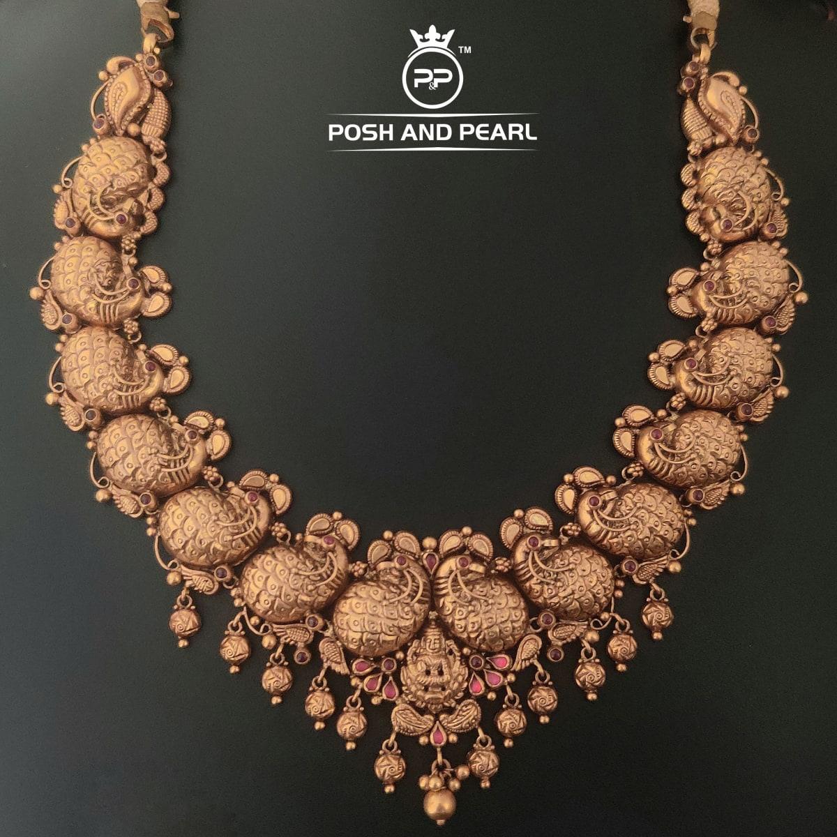Fancy Laxmi Nakash Necklace Pp0395