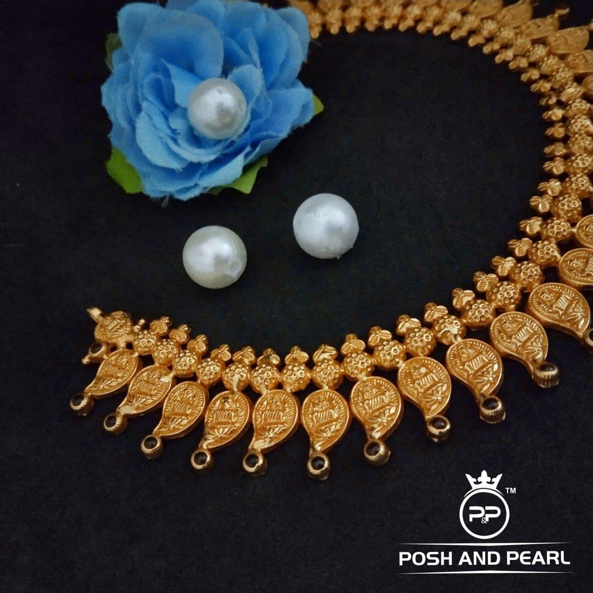 Laxmi Mango Necklace Pp0304