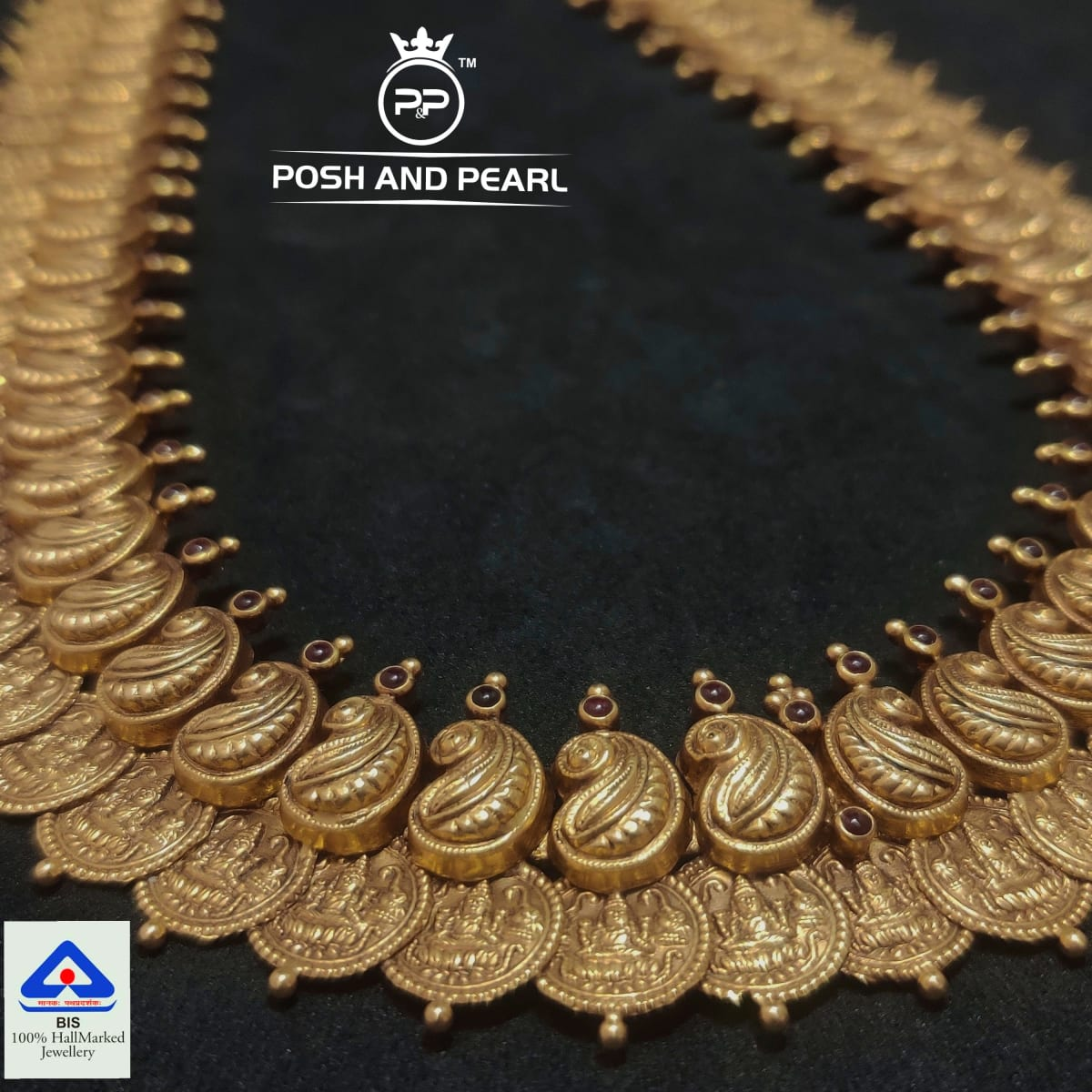 Mango Laxmi Coin Haram Pp0399