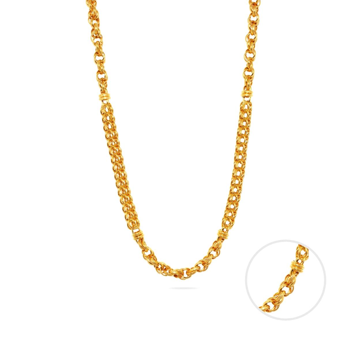 Chain 2 In 1 Dhoni
