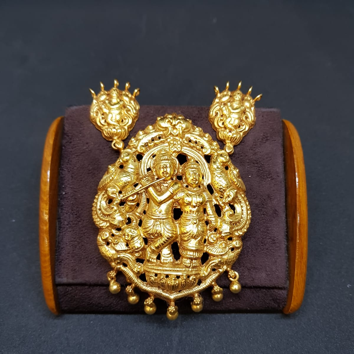 Radha Krishna Pendant