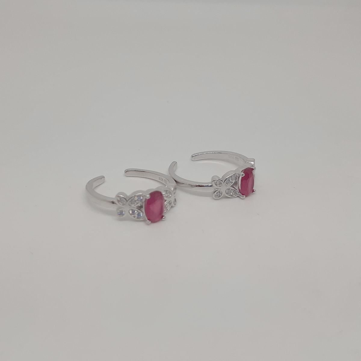Begonia Toe Ring