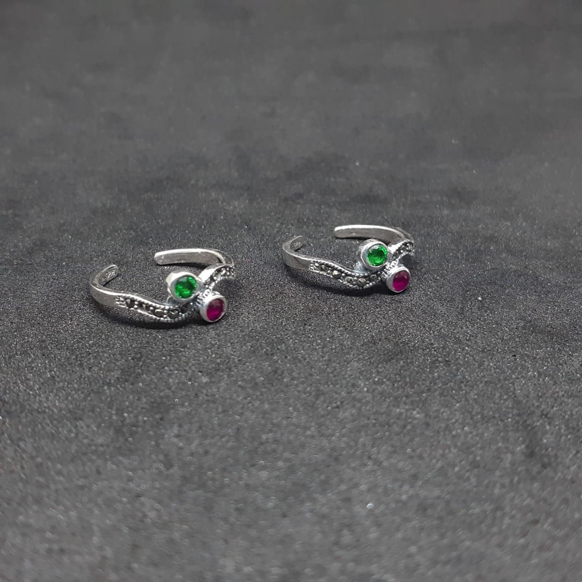Dhaliya Toe Ring