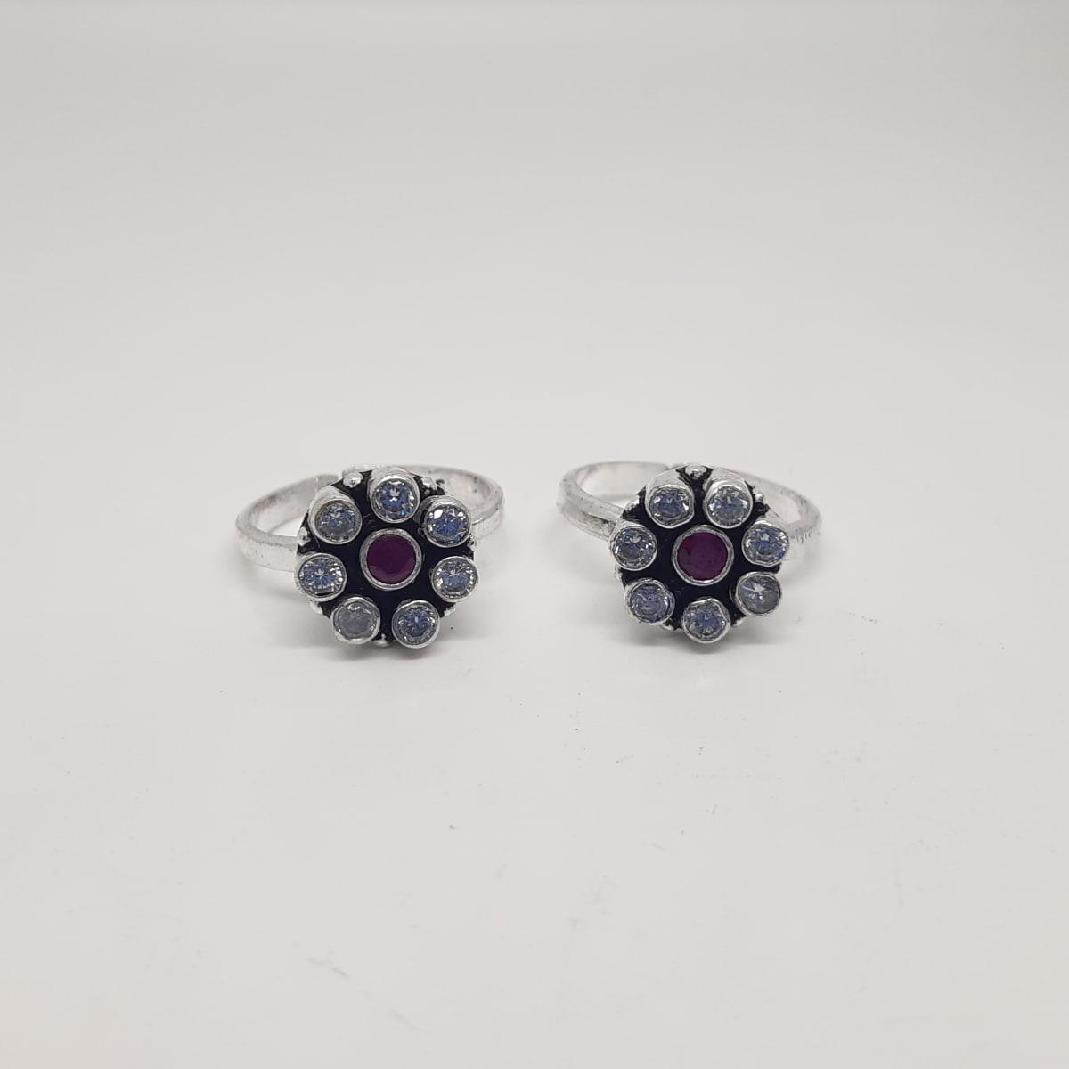 Himiya Toe Ring