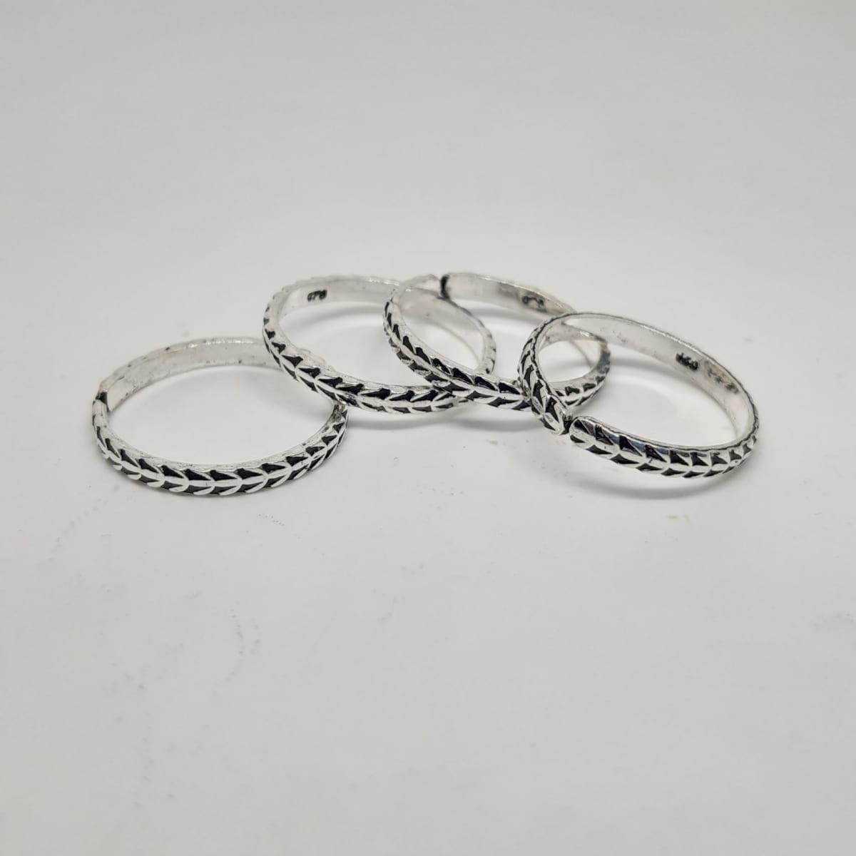 Adaliz Toe Ring