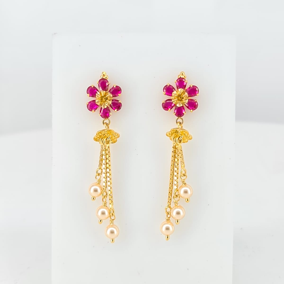 Stone Earrings 17