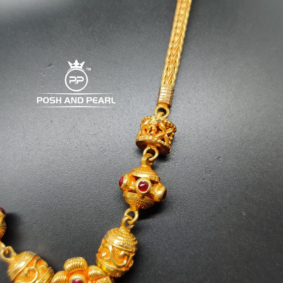 Fancy Gope Necklace Pp0039