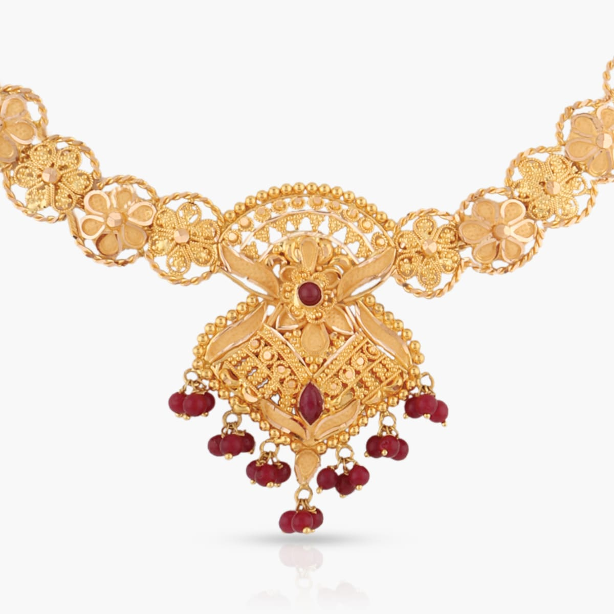 Anu Traditional Necklaces