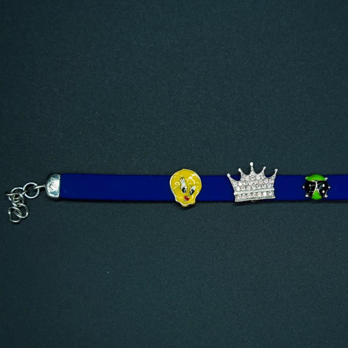 925 Silver Charm Bracelet