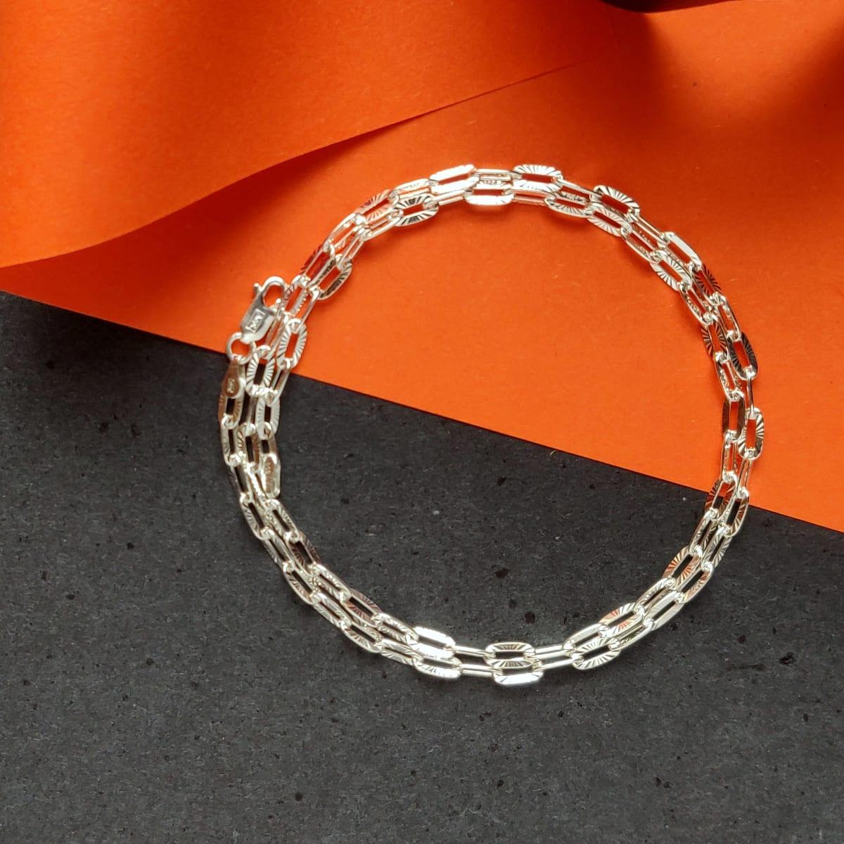 925 Silver Chaman  Chain