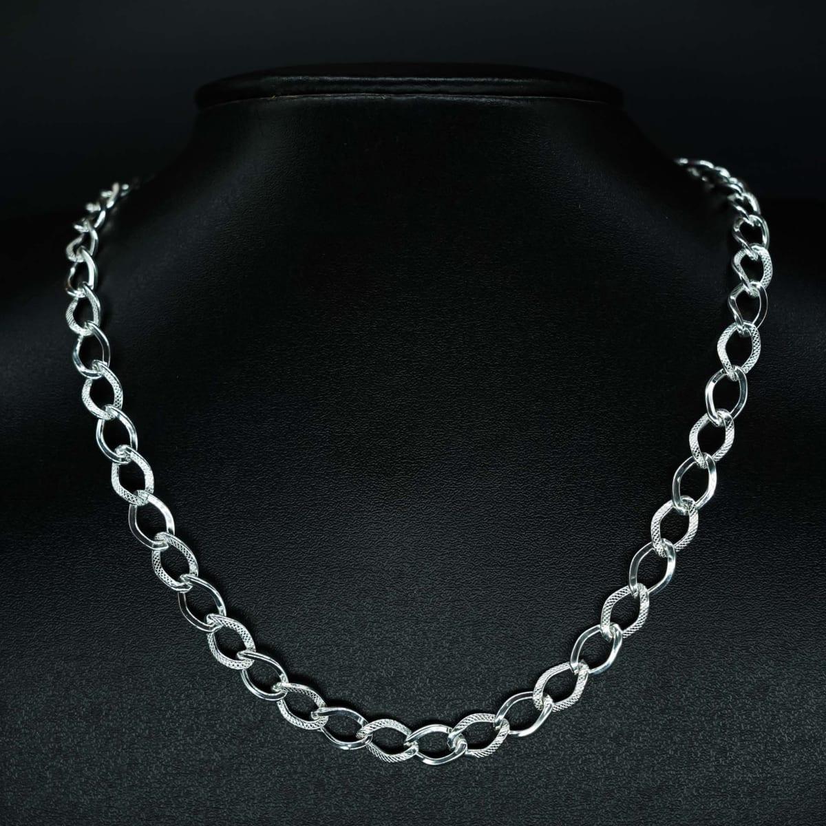 925 Silver Classic Chain