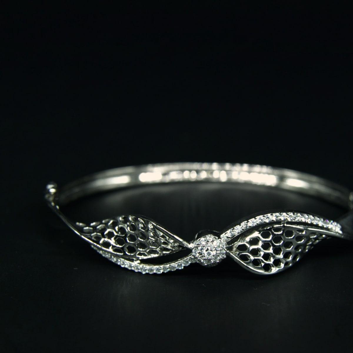 925 Silver The Queen Kada