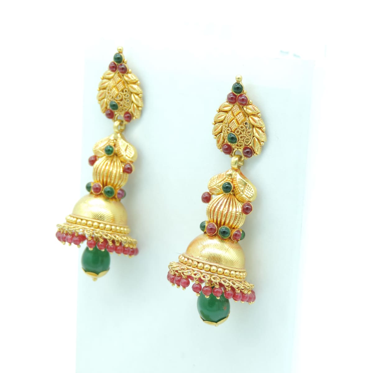 Antique Jhumki - Stud For Her