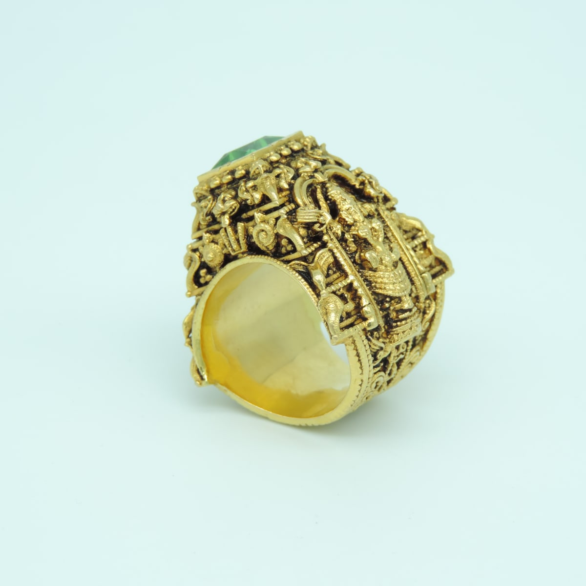 Antique Balaji Ring