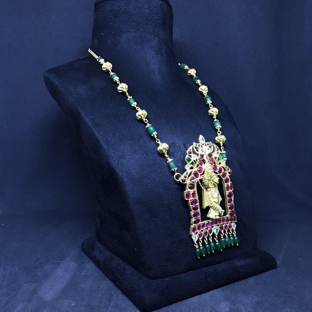 Krishna Pendant Chain