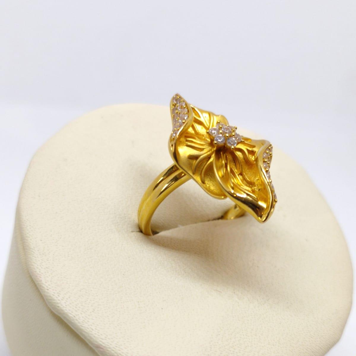 Tanishka Cz Ring