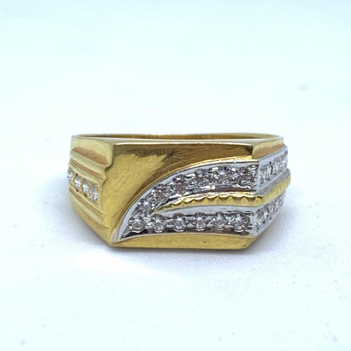Slash Cz Ring