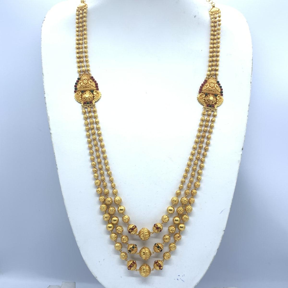 Designer Gold Bead Haram