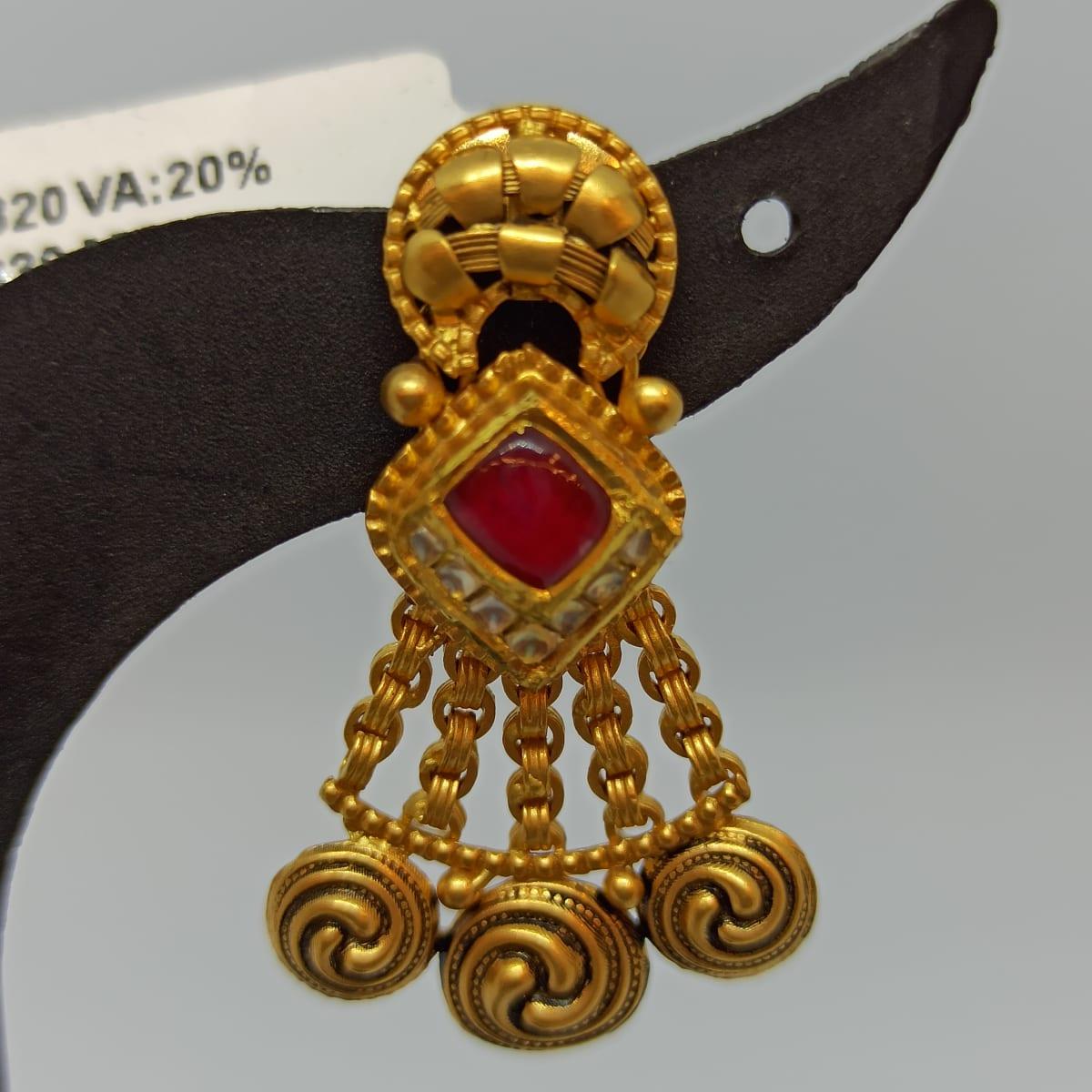 Bali Type Earrings For Her