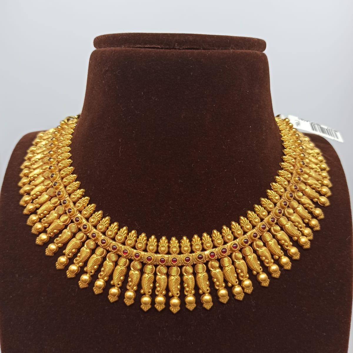 Leaf Designer Antique Necklace