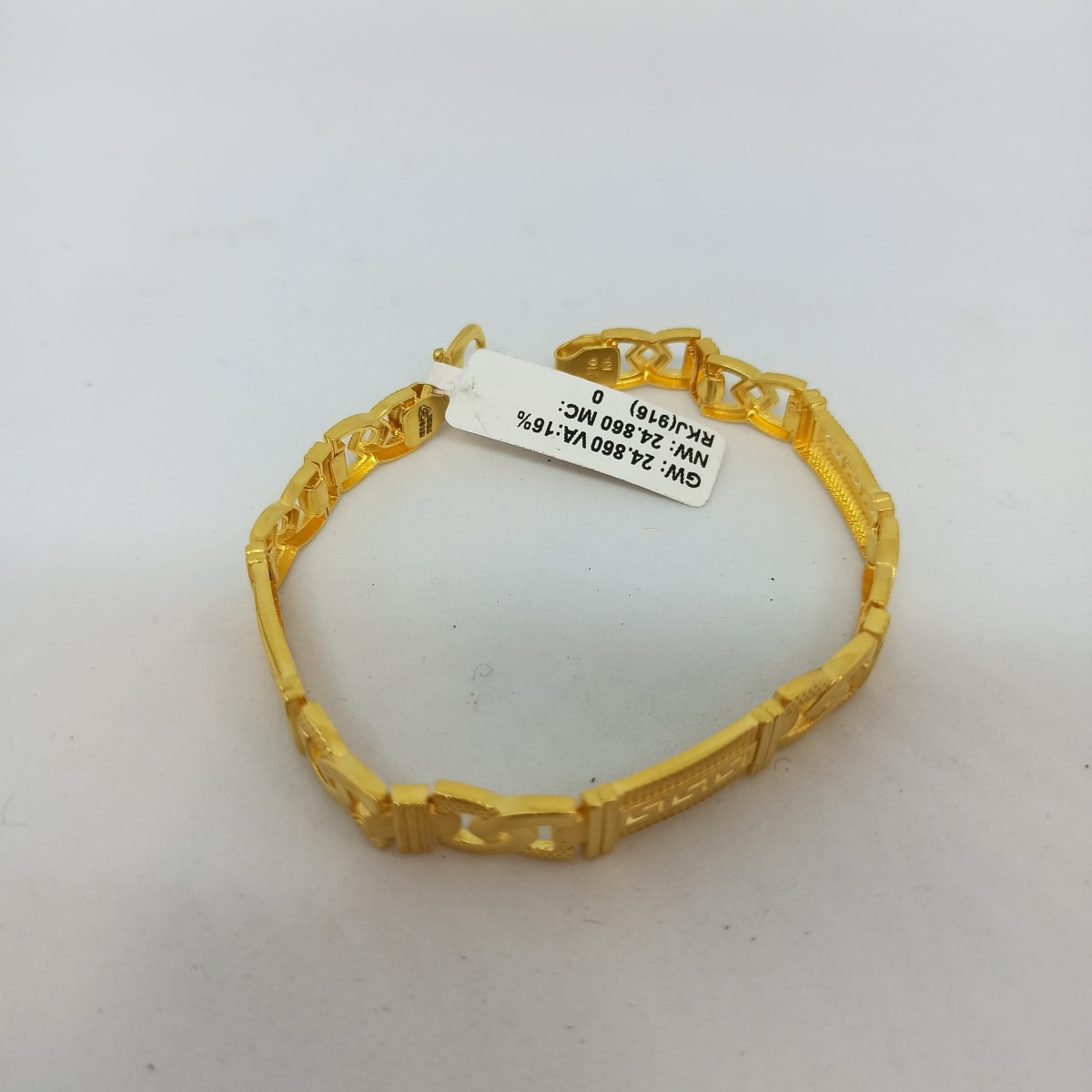 Knot Square Type Bracelate