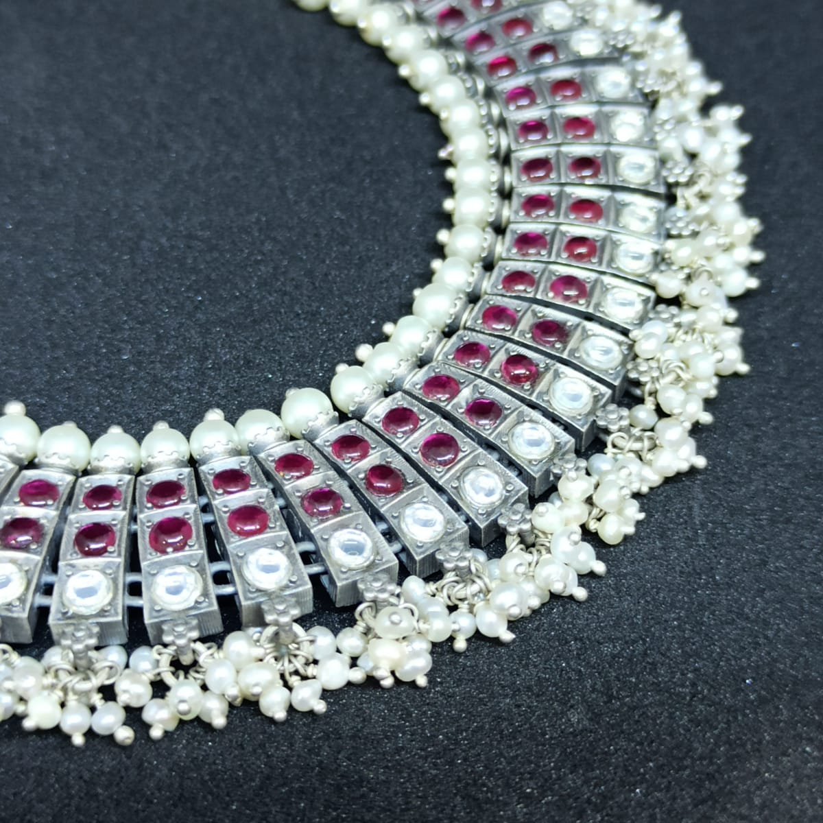 Hemakshi  Traditional Necklace