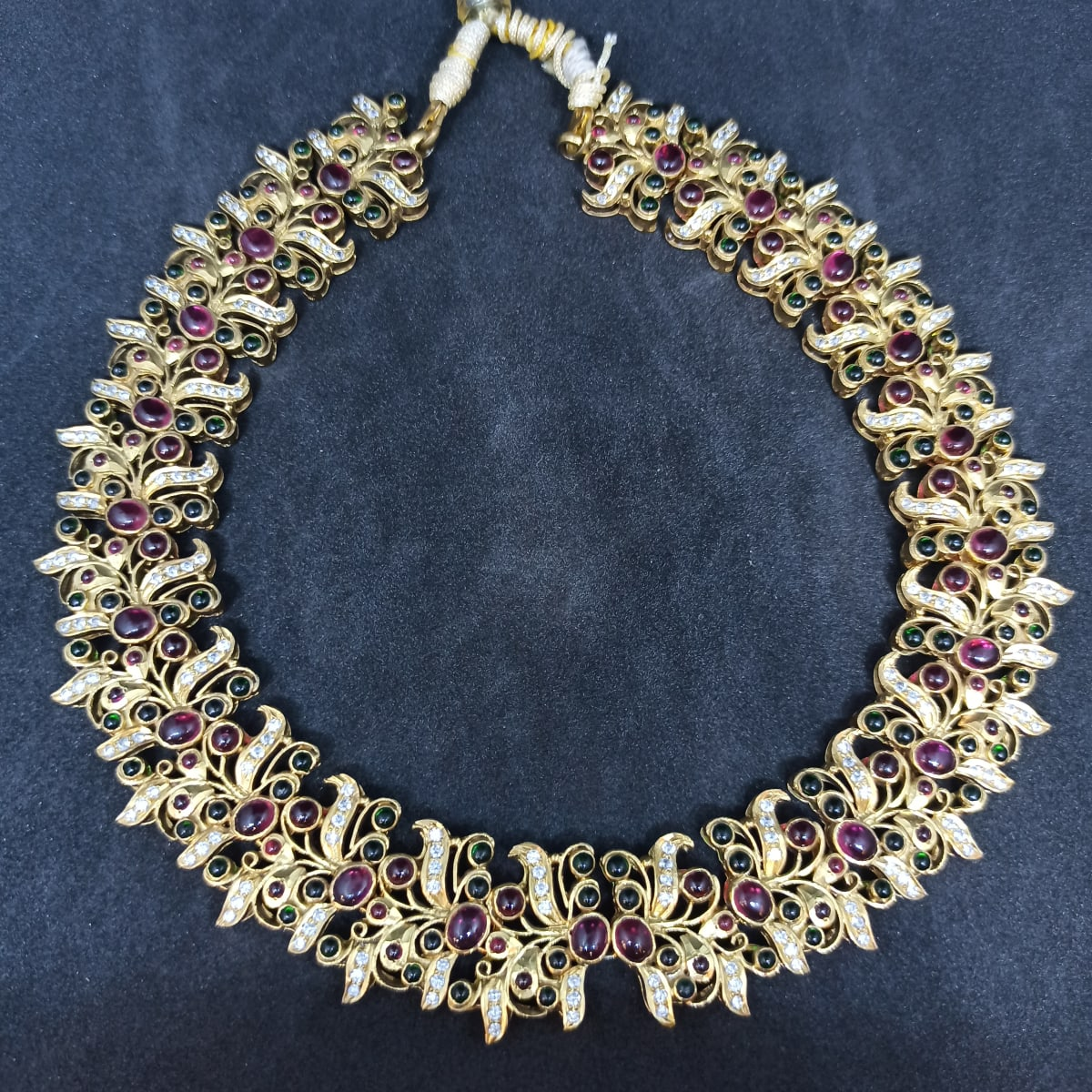 Designer Temple Necklace For Her