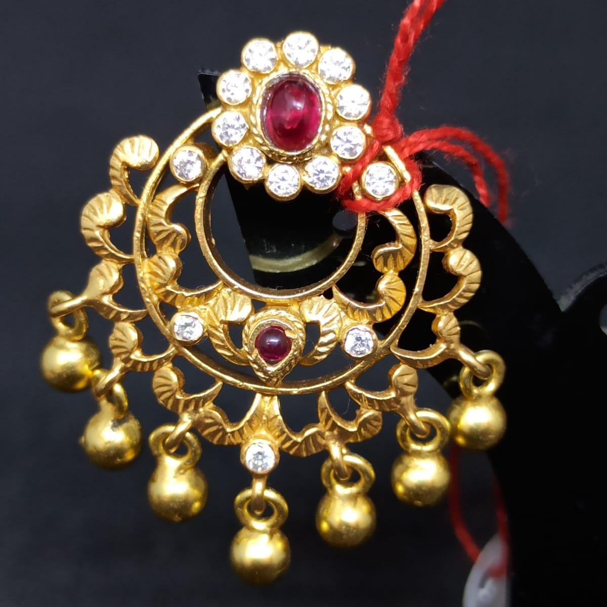 Ritika Chaand Bali For Her