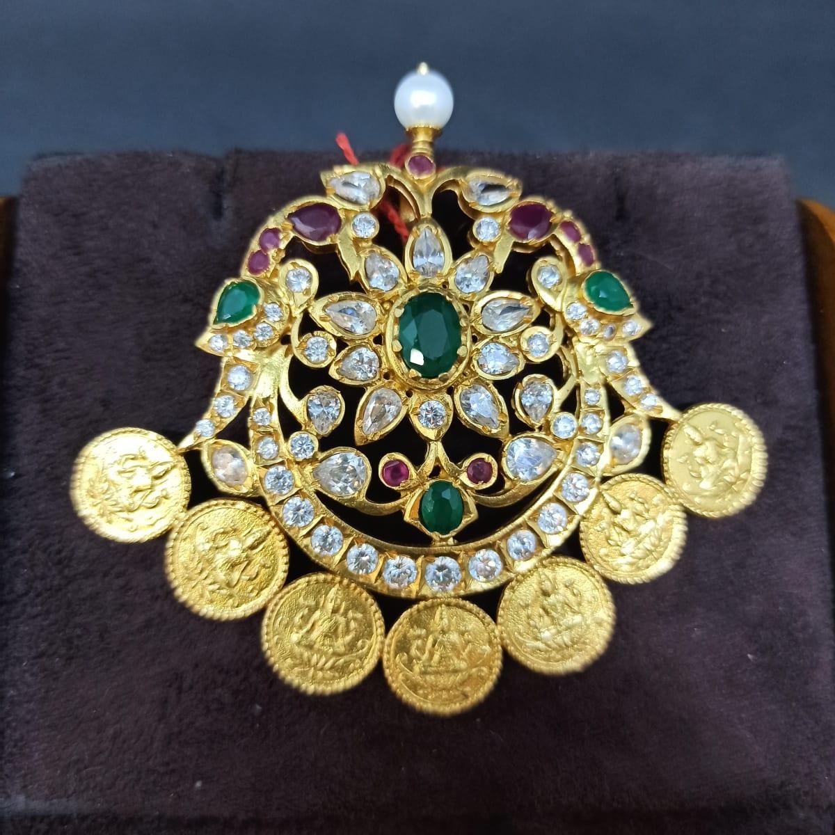 Lakshmi Coin Pendants