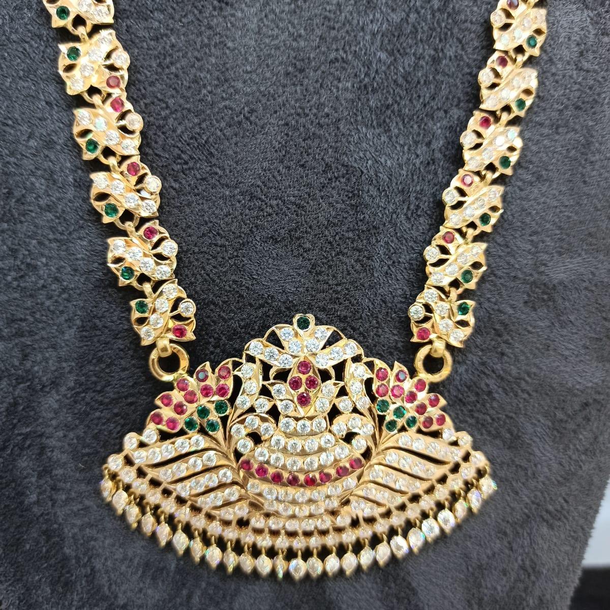 Arpitha Colorstone Necklace