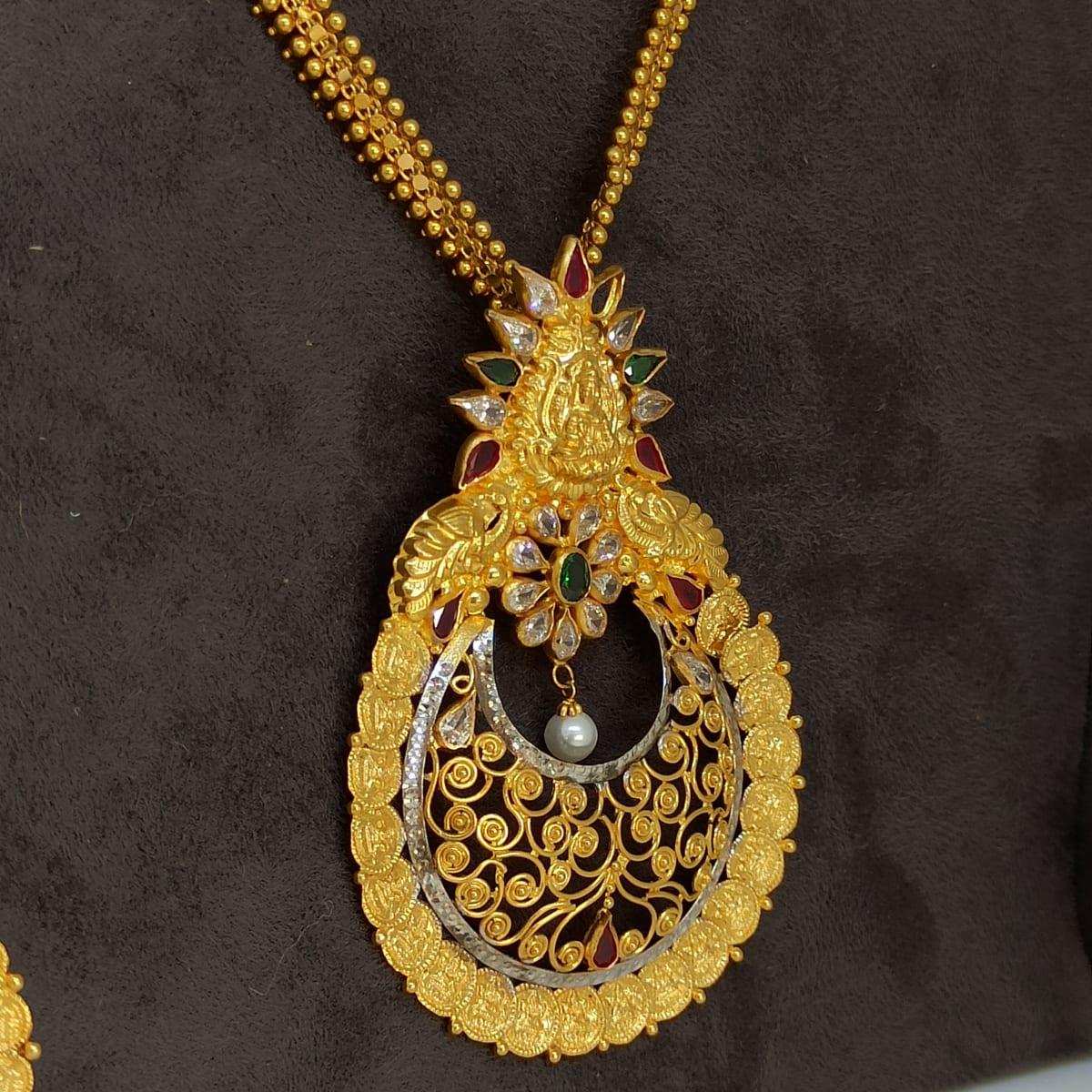 Chaand Lakshmi Necklace