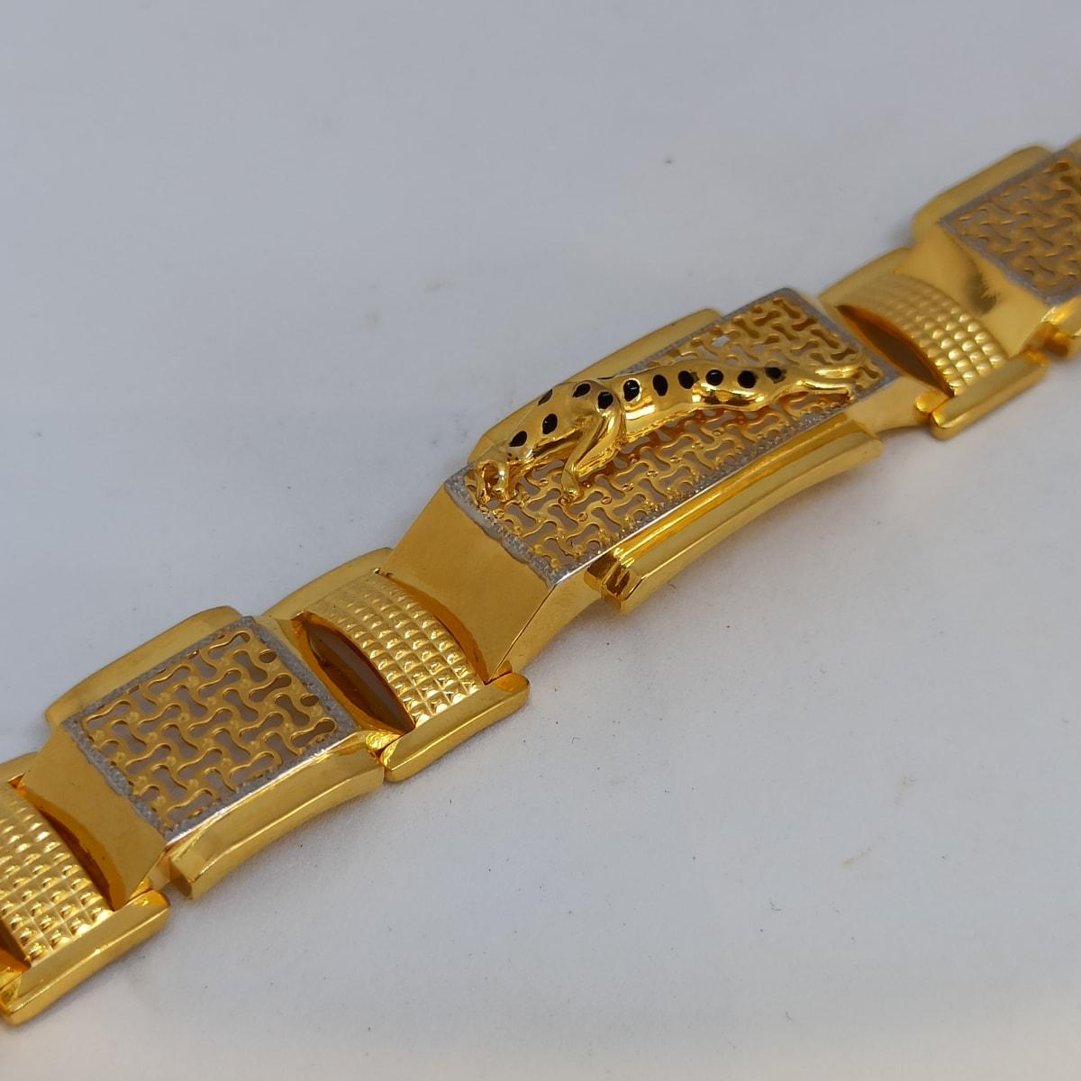 Jaguar Bracelet For Man