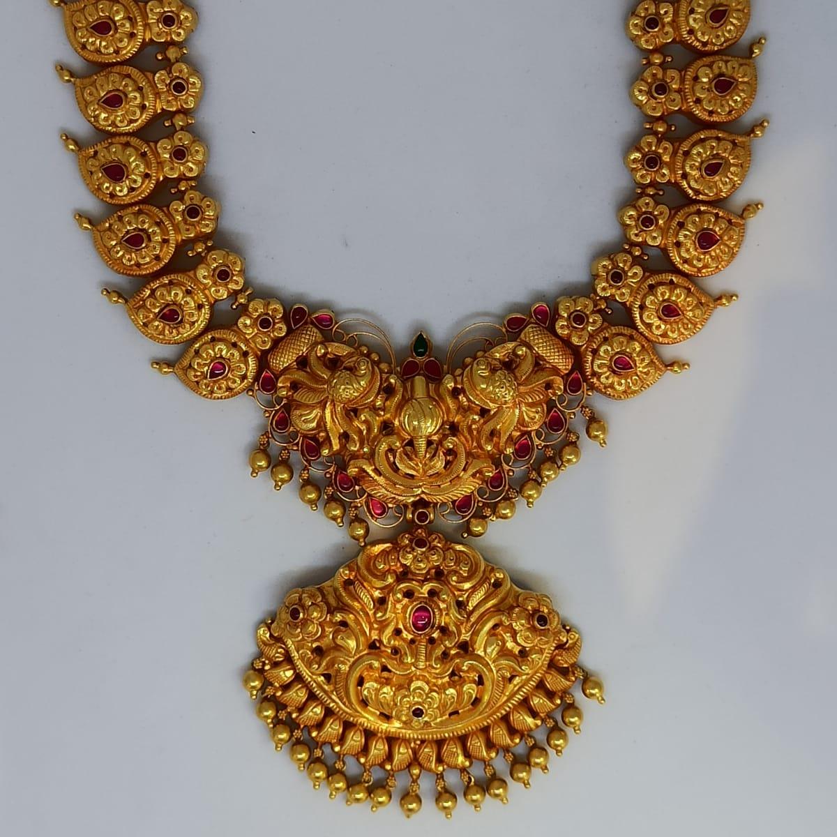 Devika Temple Gold Haram
