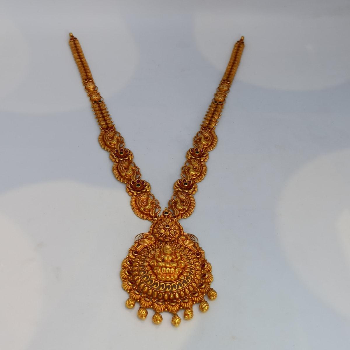 Lakshmi Peacock Designer Haram