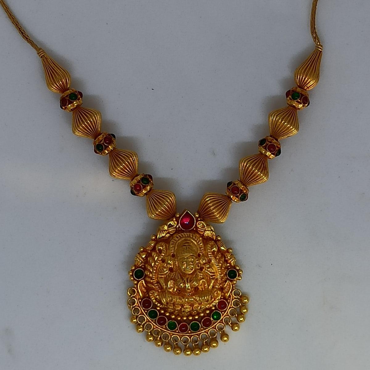 Lakshmi Bead Necklace
