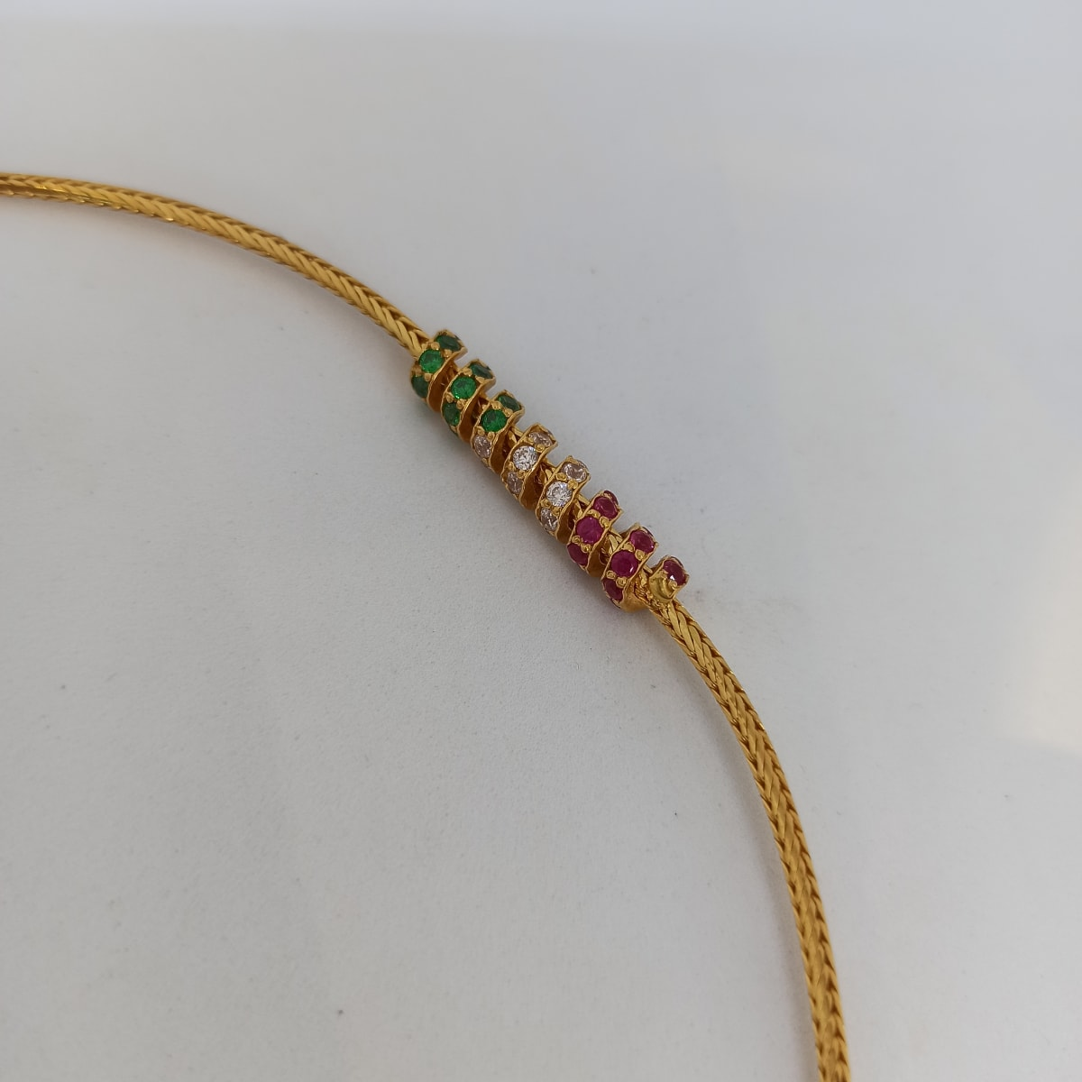 Red Stone Chain