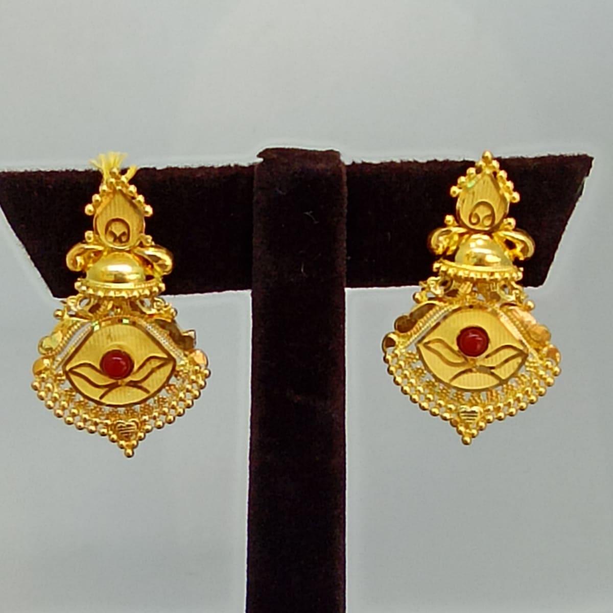 Kemp Stone Earrings For Her